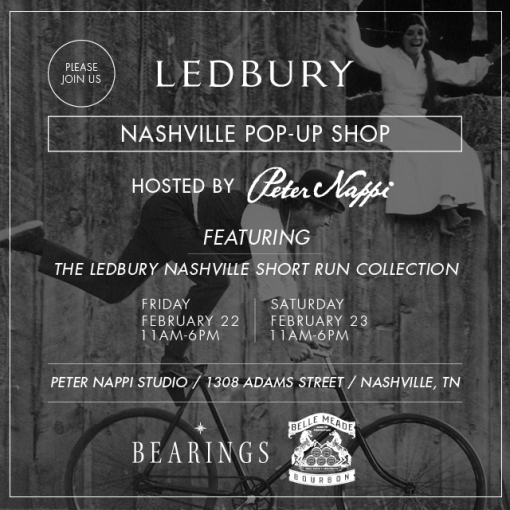 Ledbury Pop-Up Shop Invite